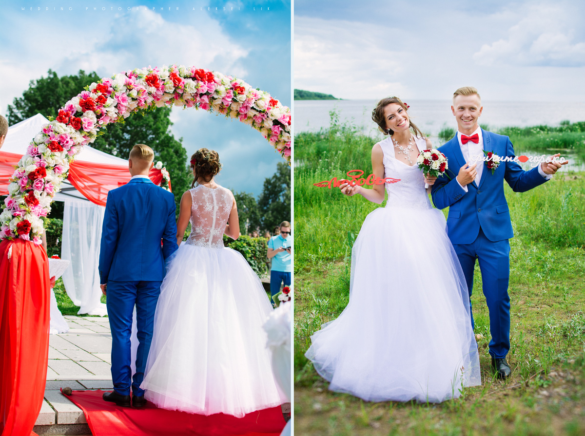 свадебный фотограф новгород