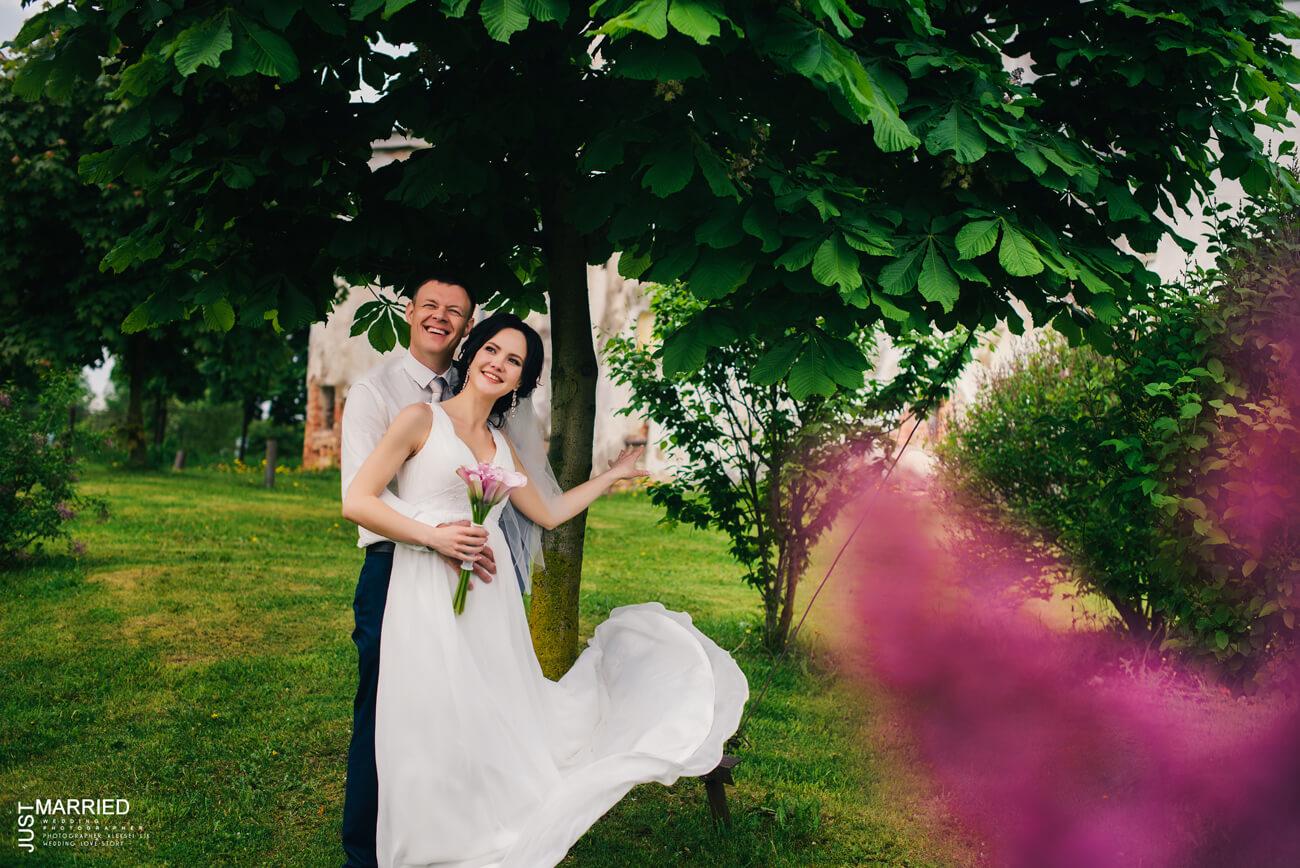 свадебная фотоссесия